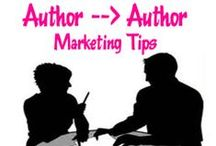 Author To Author Marketing Tips