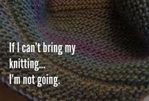 Knit wit / See more knit wit at http://www.intheloopknitting.com/knitting-humor