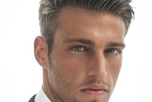 For the boys...Men's haircuts. / by Maureen Dyer