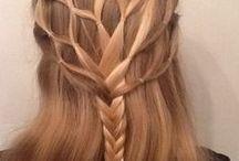 Kynnet ja hiukset