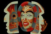 Native Art / by Lois Rendon