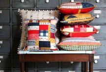 Pillows & Poufs