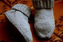 Knitting & Crochet / by Katie Cole
