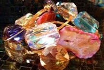 Healing Crystals, Rocks, Wire Wrapping & More