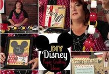 Disneyland & Mickey Mouse DIY / by Lori Allred {allreddesign.net}