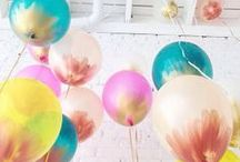 Creative Balloon Ideas / by Lori Allred {allreddesign.net}