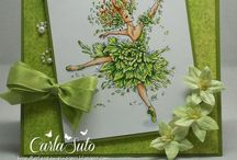 Cards & Paper Crafts / Handmade cards, origami, cut paper and other paper crafts.  / by Anita Merrill-Knorr