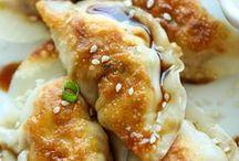 Dumplings / by Katie Cole