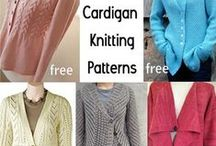 Cardigan Knitting Patterns / Knitting Patterns for Cardigans, Jackets and Shrugs. Many patterns are free