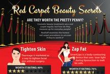 Infographics For Your Health and Beauty