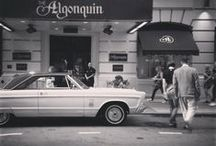 The Algonquin Hotel New York / A behind the scenes look into the film campaign