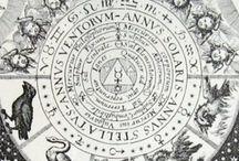 Alchimie, Runes & autres symboles