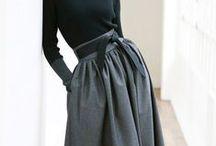 Tznius Factory / modesty, tznius fashion, dresses, skirts, frum fashion, modern, minimal,