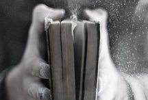 Books. / by Megan R