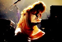 """Tori Amos / """"...but threads that are golden don't break easily..."""" / by vblp"""