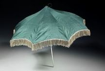 Regency Fans & Parasols / This board focuses on extant examples of (mostly) western women's fans and parasols of (roughly) the extended regency/federal/empire eras. (Disclaimer: I'm NOT a historian - this is a collection of resources available online that appeal to me and is not original research.) Enjoy! :-) / by Heather Hufton