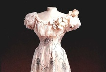 Historical Costumes - All Eras / In my search for examples of extended Regency era costumes worn by western women, I often come across some real stunners from other time periods, or men's and children's clothing of the extended Regency era. Rather than pass them by I'll pin 'em here.  / by Heather Hufton