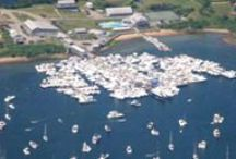 Boating Destinations: Northeast Cruise / Our favorite boating destinations on the east coast: a combination of high energy spots, low key hideaways and everything in between.