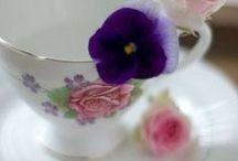 Tea time... / by Valerie Gerke
