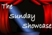 Sunday Showcase Features - Child Centered Crafts, Food, Play, Learning & Fun / Lots of awesome child centered play, crafts, activities, cooking, learning, books & more that are shared weekly on The Sunday Showcase linky. / by Bernadette (Mom to 2 Posh Lil Divas)