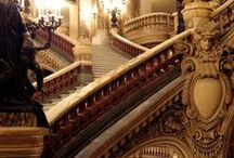 Theatres ,Opera Houses,and Hotels..Old and New / by Valerie Gerke