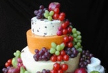 Cheese/ Fruit/Nuts / by Cathy Owens