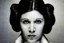 Princess Leia - yep, am a faaaan! / by Sandy Allan-Beltran
