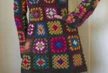 Crochet - Clothes / Want to let my followers know that i am (slowly) dividing some of the clothes from this board, onto another board such as Crochet-Clothes Dresses........and more ;-) / by Ellen Witteveen