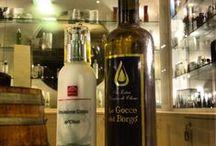 Prodotti Borgobrufa / Tutti i prodotti Borgobrufa della nostra Spa sono preparati con ingredienti naturali, olio e vino che provengono dai nostri uliveti e vigneti sulle dolci colline umbre
