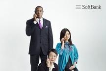 j a p a n e s e a d s / Popular japanese commercial series of Sorftbank Mobile ♪
