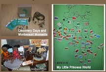Black History Month for Kids / by Bernadette (Mom to 2 Posh Lil Divas)