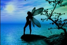 Fantasy - Faeries & Elves / by Jeannie Francis
