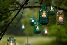 candles,bulbs,garlands