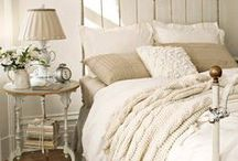 cream / all things with a warm, soft, cream colored palette
