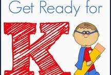 Get Ready for K through PLAY / A group of bloggers and educators sharing ideas and fun ways to get your child ready for Kindergarten. We are focusing on play, hands-on fun and engaging activities that will develop language, self-help skills, foster independence, encourage reading/writing/math, thinking skills and socialization.