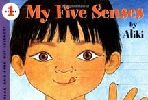 Kindergarten  Five Senses /  Five Senses / by Holly Lopez