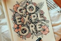 lettering-typography