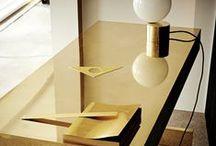 Interiors / Precious Metals / by Dan and Emma Eagle - Mr Bigglesworthy