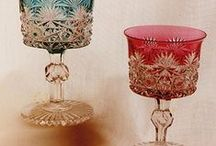 Lovely Decanters and Barware