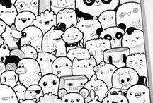 illustration- doodle