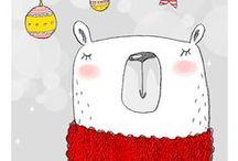 illustrations - animals