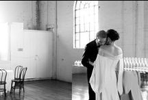 Rustic Industrial / Wedding