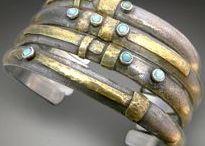 Bracelets, cuffs and bangles