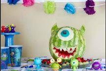 Party Ideas / by Trish Davis