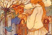 Myth & Magic  / & Emotions / by Jen Parrish-Hill