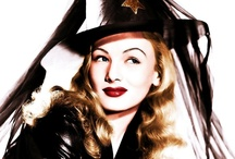 Vintage Witches / A wide range of retro witches taken from publicity shots, magazine covers and more. Enjoy! / by Brenda Dee Cook