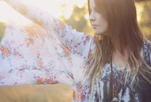 MY OUTFITS / http://www.rootsandfeathers.com/threads/ / by Laura Mazurek I Bohemian Collective