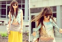 Beauty and Fashion / by Julia Pierce