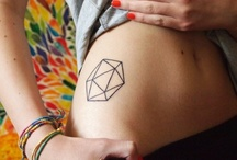 Tattoos  / by Julia Pierce