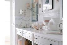 bathrooms / by Hazel Bond